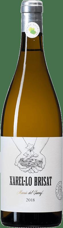 15,95 € Free Shipping | White wine Can Ràfols Brisat Verema Solidària D.O. Penedès Catalonia Spain Xarel·lo Bottle 75 cl