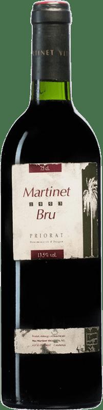 79,95 € Envoi gratuit   Vin rouge Mas Martinet Bru 1993 D.O.Ca. Priorat Catalogne Espagne Syrah, Grenache Bouteille 75 cl