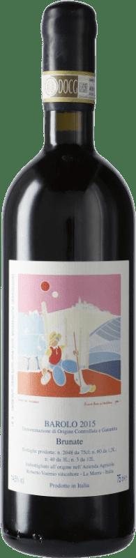 475,95 € Free Shipping | Red wine Roberto Voerzio Brunate D.O.C.G. Barolo Piemonte Italy Nebbiolo Bottle 75 cl