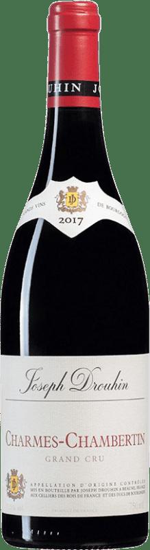 263,95 €   Red wine Drouhin Charmes Grand Cru A.O.C. Chambertin Burgundy France Pinot Black Bottle 75 cl