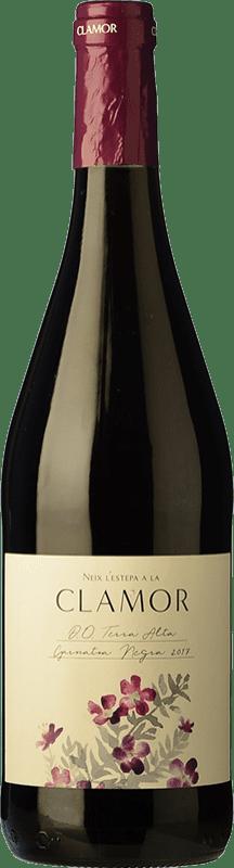7,95 € Free Shipping | Red wine Raimat Clamor D.O. Terra Alta Spain Grenache Bottle 75 cl