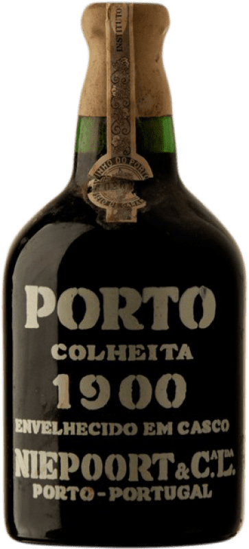 2 174,95 € Envoi gratuit   Vin rouge Niepoort Colheita 1900 I.G. Porto Porto Portugal Touriga Franca, Touriga Nacional, Tinta Roriz Bouteille 75 cl