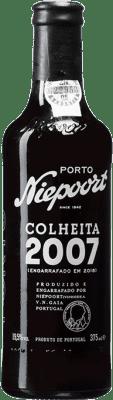 25,95 € Free Shipping | Red wine Niepoort Colheita I.G. Porto Porto Portugal Touriga Franca, Touriga Nacional, Tinta Roriz Half Bottle 37 cl