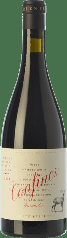 27,95 € Free Shipping   Red wine Prieto Pariente Confines I.G.P. Vino de la Tierra de Castilla y León Castilla y León Spain Grenache Bottle 75 cl