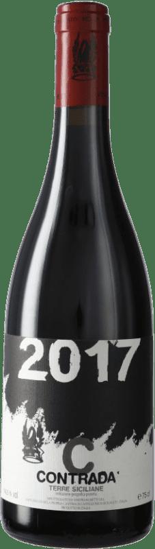 55,95 € Free Shipping | Red wine Passopisciaro Contrada Chiappemacine I.G.T. Terre Siciliane Sicily Italy Nerello Mascalese Bottle 75 cl