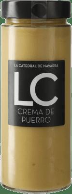 6,95 € Free Shipping | Salsas y Cremas La Catedral Crema de Puerro Spain
