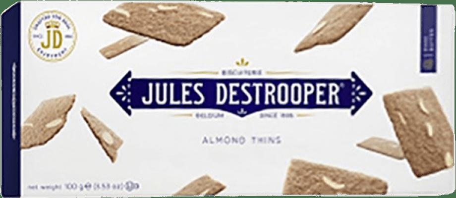 3,95 € 免费送货 | Aperitivos y Snacks Jules Destrooper Destrooper 比利时