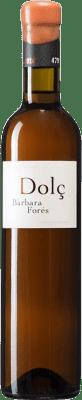 29,95 € Free Shipping | Red wine Bàrbara Forés Dolç D.O. Terra Alta Catalonia Spain Grenache White Medium Bottle 50 cl