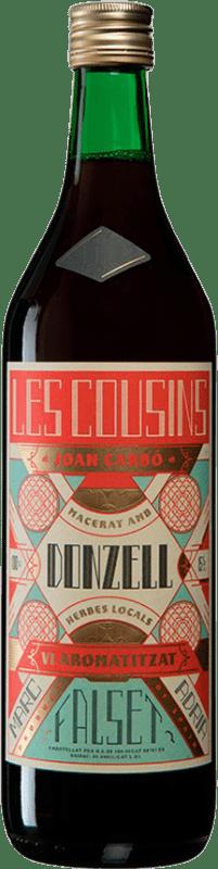 9,95 € 免费送货 | 利口酒 Les Cousins Donzell 加泰罗尼亚 西班牙 瓶子 Misil 1 L
