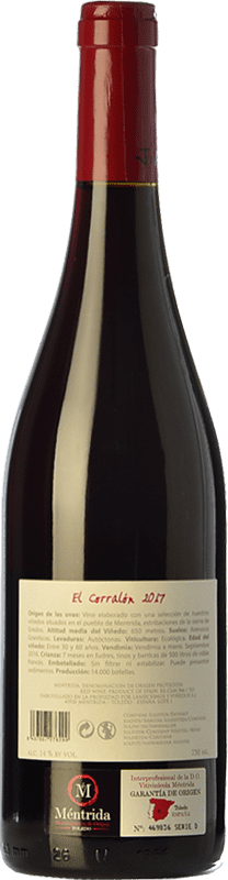 9,95 € Free Shipping | Red wine Jiménez-Landi El Corralón D.O. Méntrida Spain Syrah, Cabernet Sauvignon Bottle 75 cl