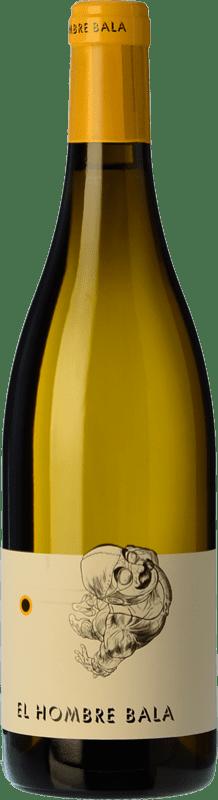 21,95 € 免费送货 | 白酒 Comando G El Hombre Bala D.O. Vinos de Madrid 马德里社区 西班牙 Albillo 瓶子 75 cl