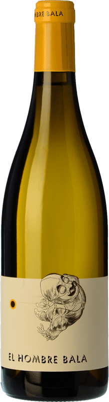 21,95 € | White wine Comando G El Hombre Bala D.O. Vinos de Madrid Madrid's community Spain Albillo Bottle 75 cl