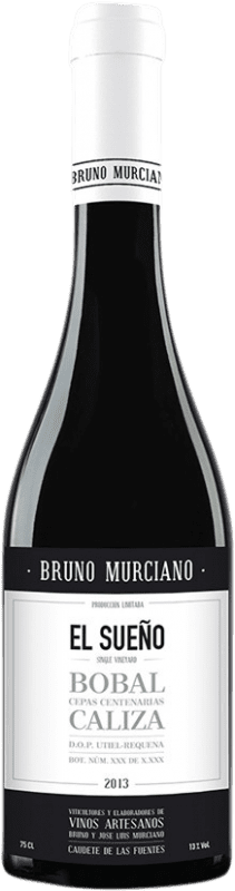 23,95 € Envoi gratuit | Vin rouge Murciano & Sampedro El Sueño D.O. Utiel-Requena Espagne Bobal Bouteille 75 cl