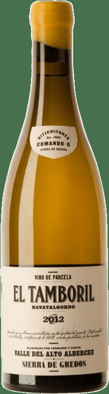35,95 € Envoi gratuit | Vin blanc Comando G El Tamboril D.O. Vinos de Madrid La communauté de Madrid Espagne Grenache Blanc, Grenache Gris Bouteille 75 cl