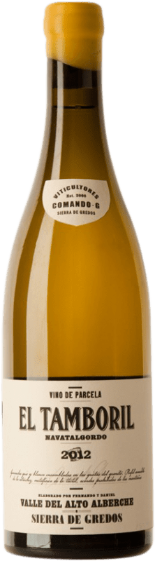 35,95 € | White wine Comando G El Tamboril D.O. Vinos de Madrid Madrid's community Spain Grenache White, Grenache Grey Bottle 75 cl