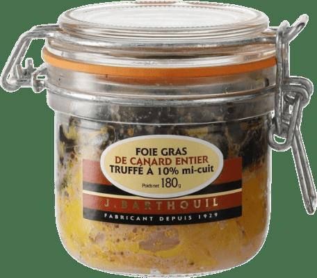 67,95 € Envío gratis   Foie y Patés J. Barthouil Foie Gras de Canard Truffé Francia