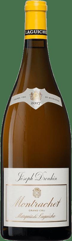 3 323,95 €   White wine Drouhin Grand Cru Marquis de Laguiche A.O.C. Montrachet Burgundy France Chardonnay Jéroboam Bottle-Double Magnum 3 L