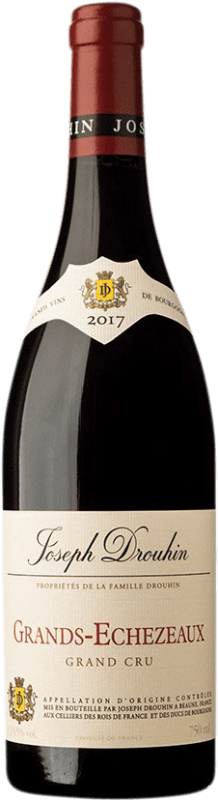 538,95 € Free Shipping | Red wine Drouhin Grand Cru A.O.C. Grands Échezeaux Burgundy France Pinot Black Bottle 75 cl