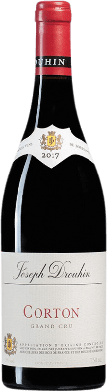 207,95 € Free Shipping | Red wine Drouhin Grand Cru A.O.C. Corton Burgundy France Pinot Black Bottle 75 cl