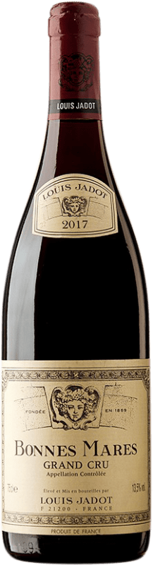 393,95 € | Red wine Louis Jadot Grand Cru A.O.C. Bonnes-Mares Burgundy France Pinot Black Bottle 75 cl