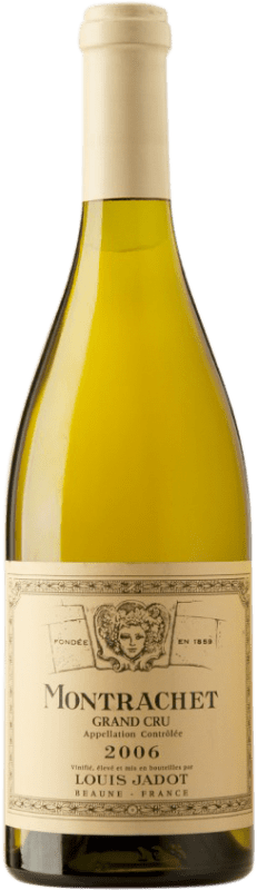 824,95 € | White wine Louis Jadot Grand Cru 2006 A.O.C. Montrachet Burgundy France Chardonnay Bottle 75 cl
