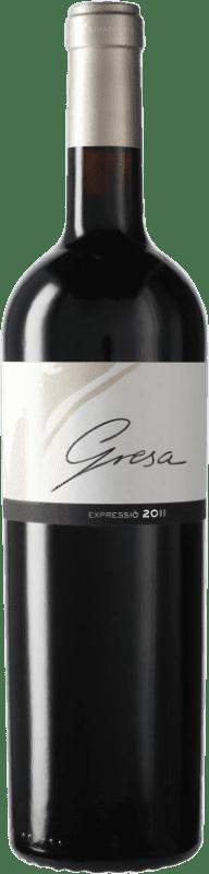 22,95 € Free Shipping | Red wine Olivardots Gresa Expressió D.O. Empordà Catalonia Spain Bottle 75 cl