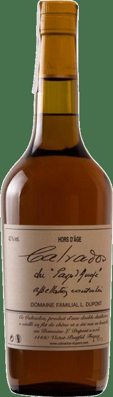 67,95 € Envío gratis | Calvados Domaine Dupont Hors d'Age I.G.P. Calvados Pays d'Auge Francia Botella 70 cl