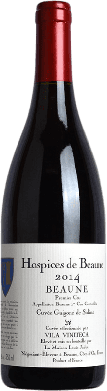 95,95 € | Red wine Louis Jadot Hospices de Beaune 1er Cru Guigone de Salins A.O.C. Beaune Burgundy France Pinot Black Bottle 75 cl