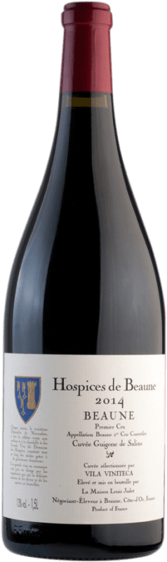 207,95 € | Red wine Louis Jadot Hospices de Beaune 1er Cru Guigone de Salins A.O.C. Beaune Burgundy France Pinot Black Magnum Bottle 1,5 L
