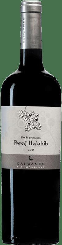 27,95 € Free Shipping | Red wine Capçanes Kosher Flor de Primavera D.O. Montsant Spain Grenache, Cabernet Sauvignon, Samsó Bottle 75 cl