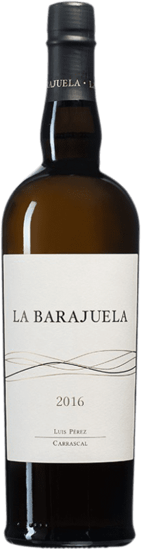 81,95 € Free Shipping | Fortified wine Luis Pérez La Barajuela Fino D.O. Jerez-Xérès-Sherry Andalusia Spain Palomino Fino Bottle 75 cl