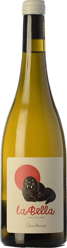 27,95 € Free Shipping | White wine Oriol Artigas La Bella Spain Bottle 75 cl