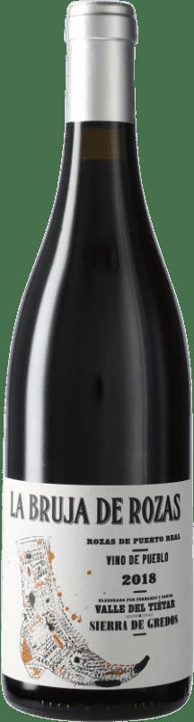 16,95 € 免费送货 | 红酒 Comando G La Bruja de Rozas D.O. Vinos de Madrid 马德里社区 西班牙 Grenache 瓶子 75 cl