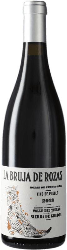 17,95 € | Red wine Comando G La Bruja de Rozas D.O. Vinos de Madrid Madrid's community Spain Grenache Bottle 75 cl
