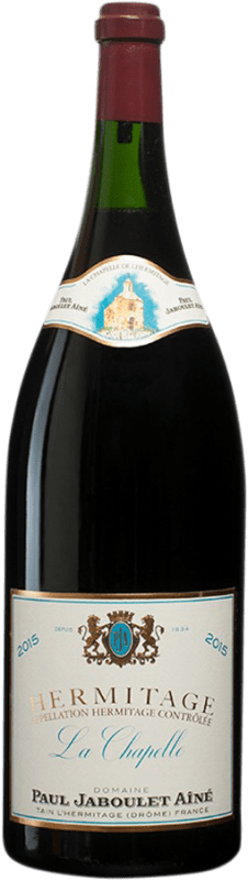 4 355,95 € | Red wine Jaboulet Aîné La Chapelle A.O.C. Hermitage France Syrah Salmanazar Bottle 9 L