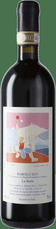 343,95 € Free Shipping | Red wine Roberto Voerzio La Serra D.O.C.G. Barolo Piemonte Italy Nebbiolo Bottle 75 cl