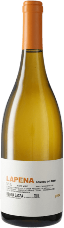61,95 € Envoi gratuit | Vin blanc Dominio do Bibei Lapena D.O. Ribeira Sacra Galice Espagne Bouteille 75 cl