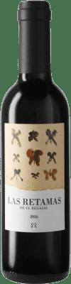 5,95 € 免费送货 | 红酒 El Regajal Las Retamas D.O. Vinos de Madrid 马德里社区 西班牙 Tempranillo, Merlot, Syrah, Cabernet Sauvignon 半瓶 37 cl