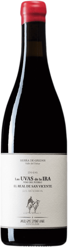 19,95 € | Red wine Landi Las Uvas de la Ira Vino del Pueblo D.O. Méntrida Spain Grenache Bottle 75 cl