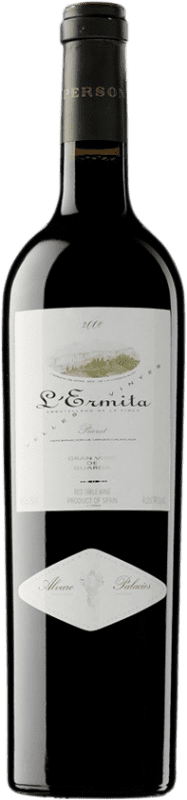 1 108,95 € | Red wine Álvaro Palacios L'Ermita 2000 D.O.Ca. Priorat Catalonia Spain Grenache, Cabernet Sauvignon Bottle 75 cl