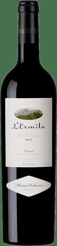 5 636,95 € 免费送货   红酒 Álvaro Palacios L'Ermita D.O.Ca. Priorat 加泰罗尼亚 西班牙 Grenache, Cabernet Sauvignon 瓶子 Jéroboam-双Magnum 3 L