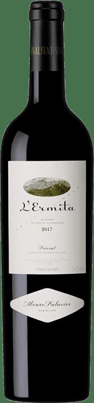9 799,95 € Free Shipping | Red wine Álvaro Palacios L'Ermita D.O.Ca. Priorat Catalonia Spain Grenache, Cabernet Sauvignon Special Bottle 5 L
