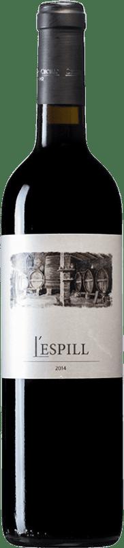 27,95 € Envoi gratuit | Vin rouge Cecilio L'Espill D.O.Ca. Priorat Catalogne Espagne Bouteille 75 cl