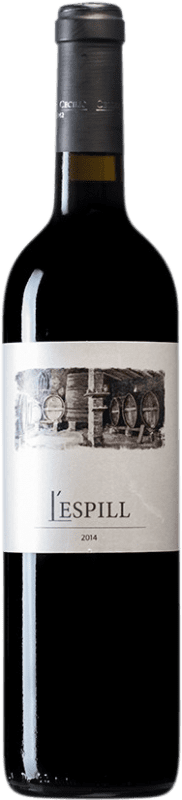 27,95 € Envío gratis | Vino tinto Cecilio L'Espill D.O.Ca. Priorat Cataluña España Botella 75 cl