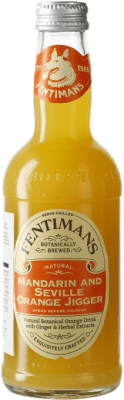 2,95 € Free Shipping | Refreshment Fentimans Mandarin & Seville Orange Jigger United Kingdom Small Bottle 27 cl