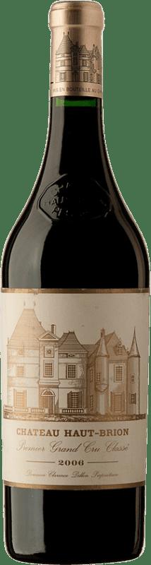 822,95 € Free Shipping | Red wine Château Haut-Brion 2006 A.O.C. Pessac-Léognan Bordeaux France Merlot, Cabernet Sauvignon Bottle 75 cl