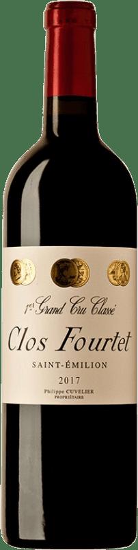 146,95 € | Red wine Château Clos Fourtet A.O.C. Saint-Émilion Bordeaux France Merlot, Cabernet Sauvignon, Cabernet Franc Bottle 75 cl