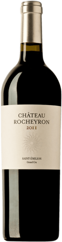 163,95 € Free Shipping | Red wine Château Rocheyron A.O.C. Saint-Émilion Bordeaux France Merlot, Cabernet Franc Bottle 75 cl