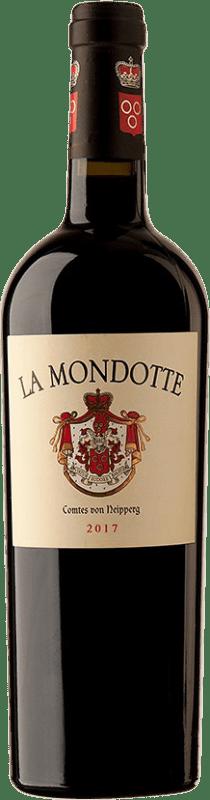 193,95 € Free Shipping | Red wine La Mondotte A.O.C. Saint-Émilion Bordeaux France Merlot, Cabernet Franc Bottle 75 cl