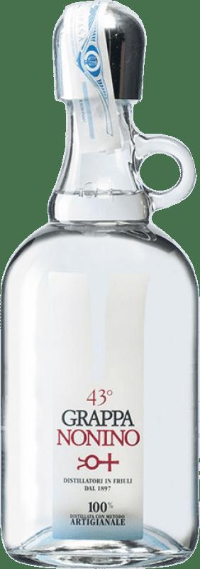 29,95 € 免费送货 | 格拉帕 Nonino 意大利 Friulano 瓶子 70 cl